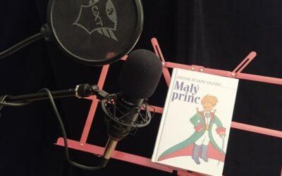 Připravujeme: audiokniha Malý princ